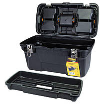 Ящик для инструмента (металлические замки) 494×263×250мм Sigma (7403671), фото 3