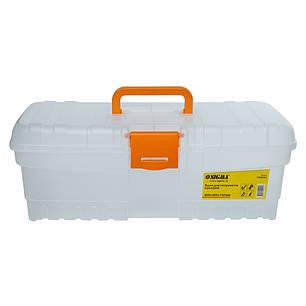 Ящик для инструмента (прозрачный) 400×205×147мм SIGMA (7404241), фото 2