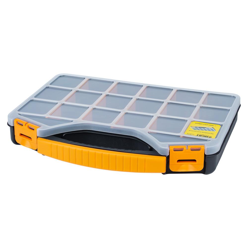 Органайзер пластиковый 326×257×48мм SIGMA (7418111)