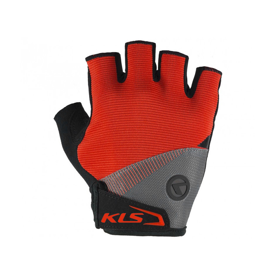 Велорукавиці KLS Comfort 2018 L Red