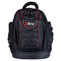 Рюкзак для инструмента 20 карманов 460×370×160мм 27л ULTRA (7411852), фото 2