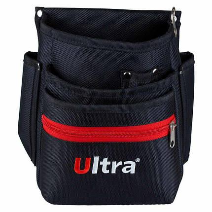 Карман поясной слесарный 7 карманов ULTRA (7425612), фото 2