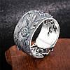 """Кольцо из серебра 925 пробы """"Silver miracle"""""""