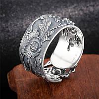 """Кольцо из серебра 925 пробы """"Silver miracle"""", фото 1"""