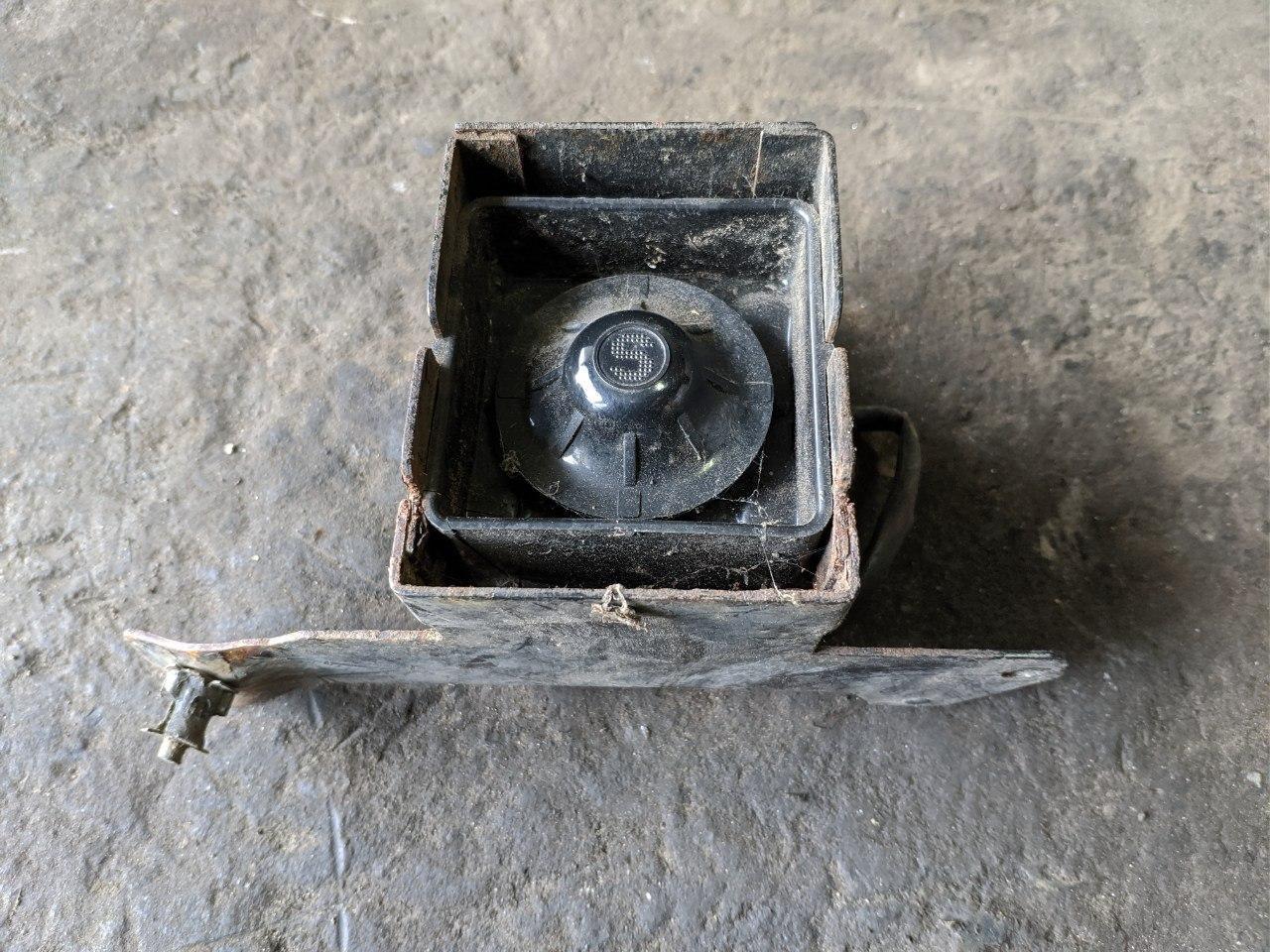 Звуковой сигнал Renault Master, Opel Movano 1998-2010, 8200257777 (Б/У)