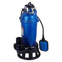 Насос канализационный 2.0кВт Hmax 16м Qmax 380л/мин с ножом Aquatica mid (773393)