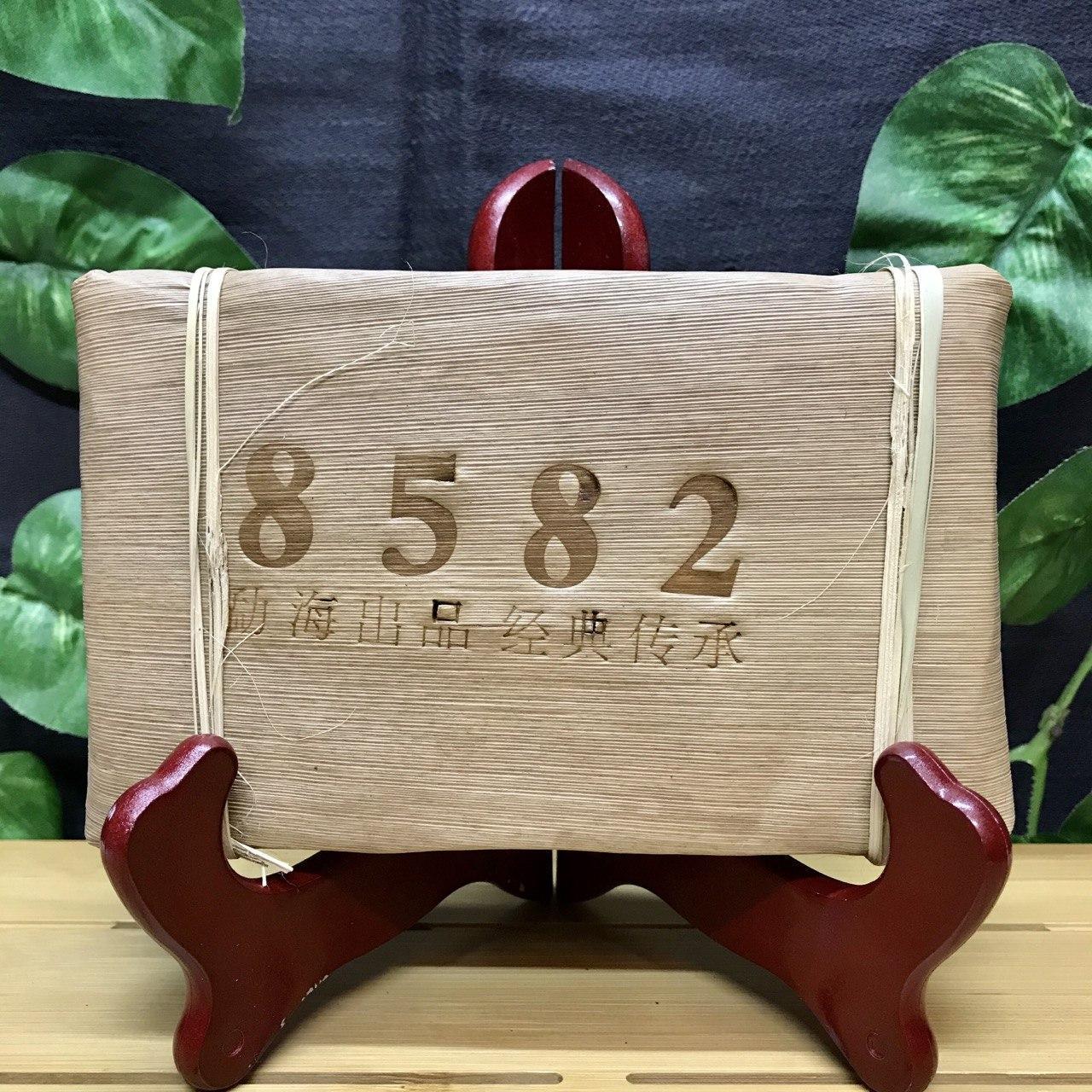 Классический выдержанный шэн(шен) пуэр хорошего качества Рецепт 8582 , вес 250 грамм