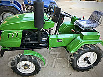 Мототрактор с доставкой DW 160LXL GREEN