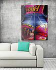 Картина на холсте BEGEMOT Pop-Art Девушки Галерейная натяжка 40x60 см (1110070), фото 2