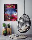 Картина на холсте BEGEMOT Pop-Art Девушки Галерейная натяжка 40x60 см (1110070), фото 4