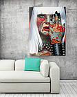 Картина на холсте BEGEMOT Pop-Art Девушки Галерейная натяжка 40x60 см (1110090), фото 2