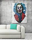 Картина на холсте BEGEMOT Джокер Галерейная натяжка 40x60 см (1110094), фото 2