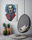 Картина на холсте BEGEMOT Джокер Галерейная натяжка 40x60 см (1110094), фото 4