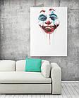 Картина на холсте BEGEMOT Джокер Галерейная натяжка 40x60 см (1110096), фото 2