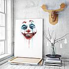 Картина на холсте BEGEMOT Джокер Галерейная натяжка 40x60 см (1110096), фото 3