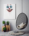 Картина на холсте BEGEMOT Джокер Галерейная натяжка 40x60 см (1110096), фото 4