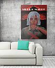 Картина на холсте BEGEMOT Fallout Галерейная натяжка 40x60 см (1110103), фото 2