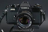 Yashica FR kit Yashica ML 50mm f1,4, фото 1