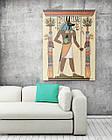 Картина на холсте BEGEMOT Древнеегипетский бог Анубис Галерейная натяжка 60х89 см (1110120), фото 2