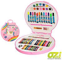 Детский набор для творчества MK 2111-1 розовый