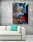 Картина на холсте BEGEMOT Pop-Art Девушки Галерейная натяжка 60х89 см (1110134), фото 2