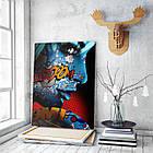 Картина на холсте BEGEMOT Pop-Art Девушки Галерейная натяжка 60х89 см (1110134), фото 3
