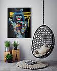 Картина на холсте BEGEMOT Pop-Art Девушки Галерейная натяжка 60х89 см (1110139), фото 4