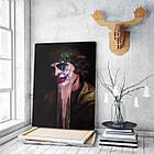 Картина на холсте BEGEMOT Джокер Галерейная натяжка 60х89 см (1110152), фото 3