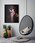 Картина на холсте BEGEMOT Джокер Галерейная натяжка 60х89 см (1110152), фото 4