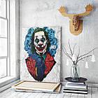 Картина на холсте BEGEMOT Джокер Галерейная натяжка 60х89 см (1110153), фото 3