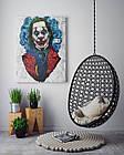 Картина на холсте BEGEMOT Джокер Галерейная натяжка 60х89 см (1110153), фото 4
