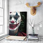 Картина на холсте BEGEMOT Джокер Галерейная натяжка 60х89 см (1110157), фото 3