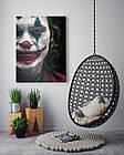 Картина на холсте BEGEMOT Джокер Галерейная натяжка 60х89 см (1110157), фото 4