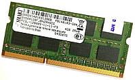 Оперативная память для ноутбука Smart SODIMM DDR3L 4Gb 1600MHz 12800S 2R8 CL11 (SH564128FJ8NZRNSDG) Б/У, фото 1
