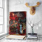 Картина на холсте BEGEMOT Fallout Галерейная натяжка 60х89 см (1110161), фото 3