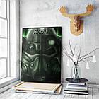 Картина на холсте BEGEMOT Fallout Галерейная натяжка 60х89 см (1110164), фото 3