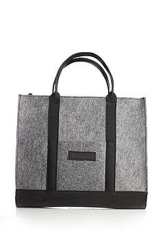 VM-Villomi Стильная сумка из серого войлока