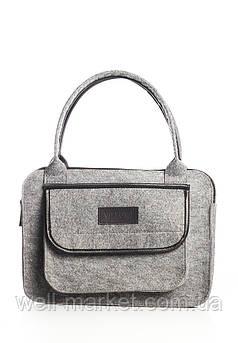 VM-Villomi Войлочная сумка для ноутбука с диагональю дисплея 13,5