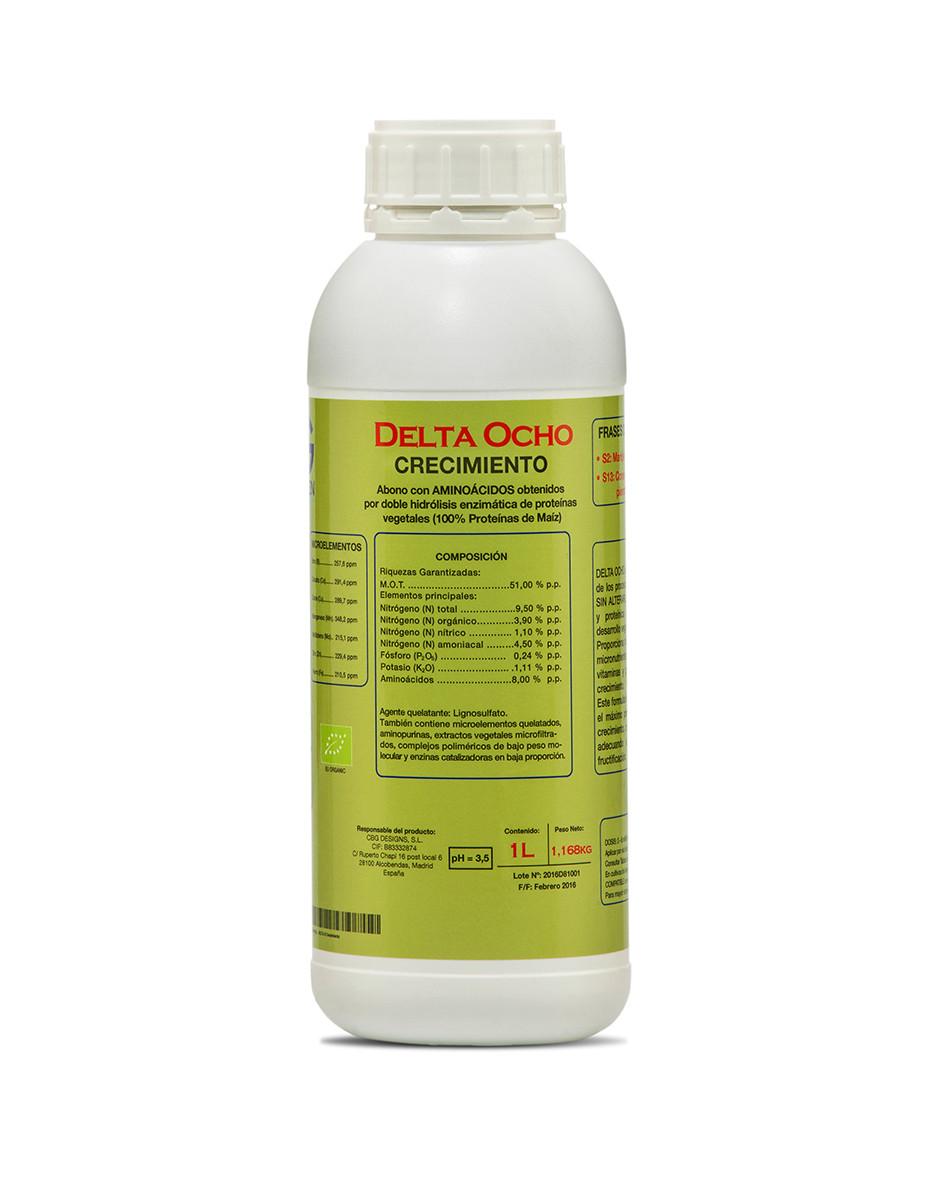Delta 8 Ocho 1 л  комплексное удобрение на вегетативный период