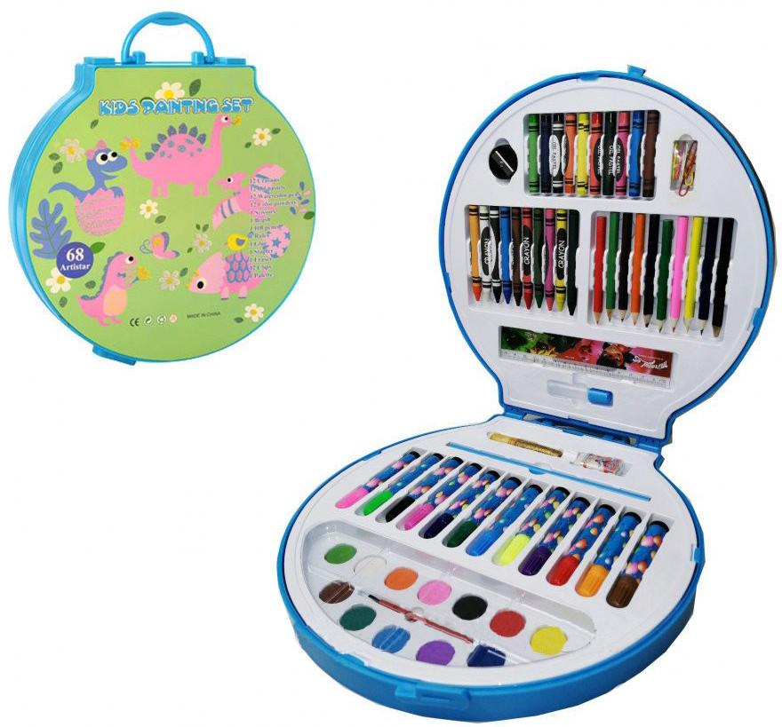 Дитячий набір для творчості MK 2111-1 синій
