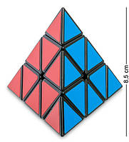 Головоломка Magic Cube Пирамида 8,5 см 1352016 Кубик Рубика