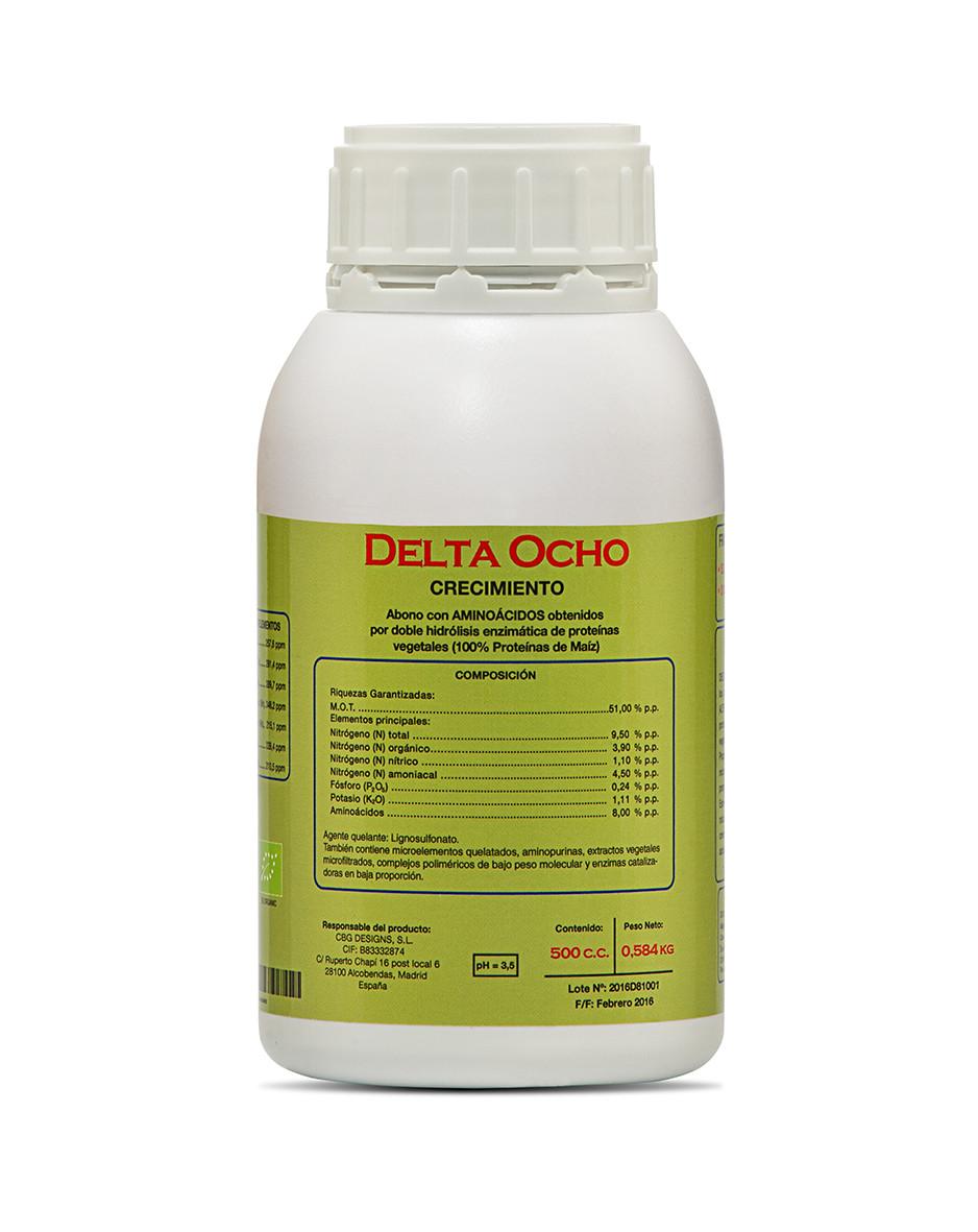 Delta 8 Ocho 0,5 л  комплексное удобрение на вегетативный период