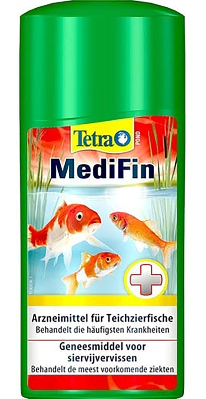 Препарат TetraPond MediFin 250 ml