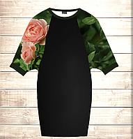 Умное платье с 3D принтом Romantic Rose
