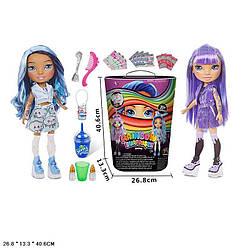 Лялька (кукла) 39 см, 298-1 (18шт/2) Poopsie Rainbow Surprise з аксес., 2 види у кор. 40,6*13,3*26,8 см