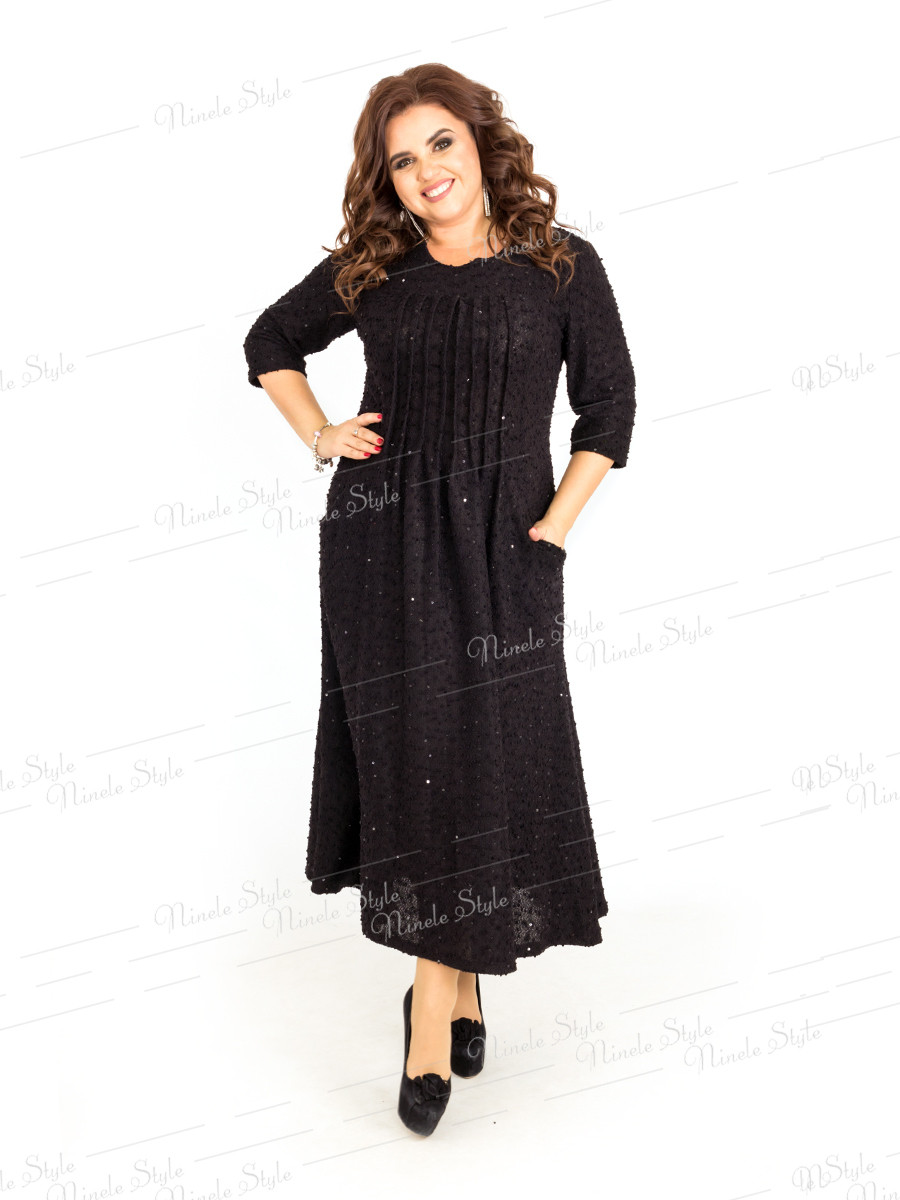 Нарядное женское платье 387-3 54