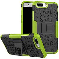Чехол Armor Case для OnePlus 5 Lime