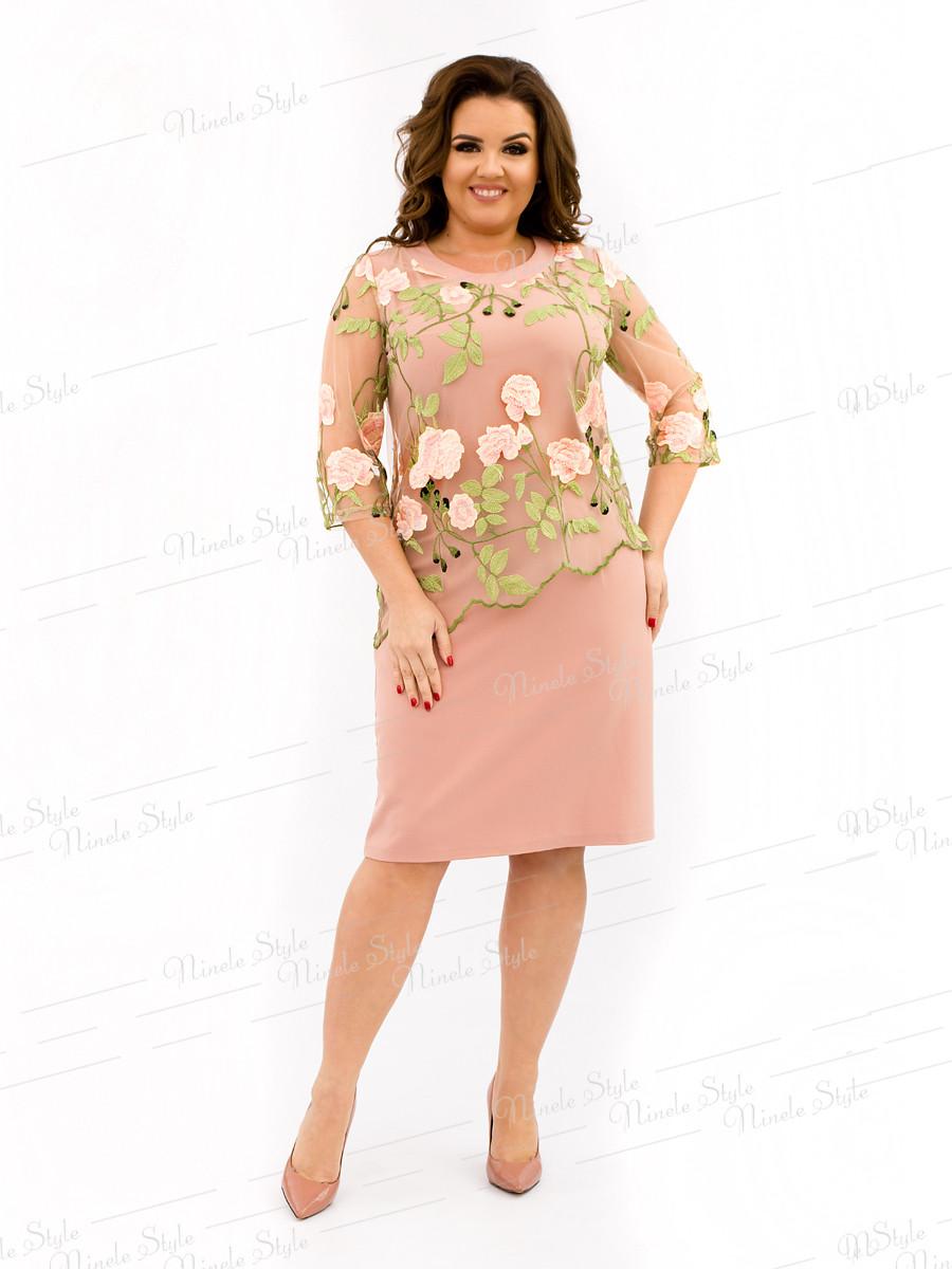 Платье женское модель 326-5 54