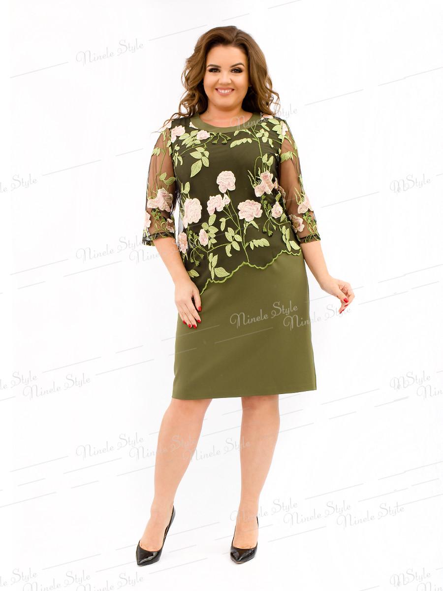 Платье женское модель 326-1 54