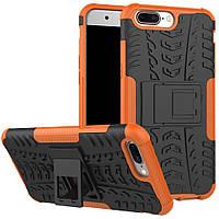 Чехол Armor Case для OnePlus 5 Orange